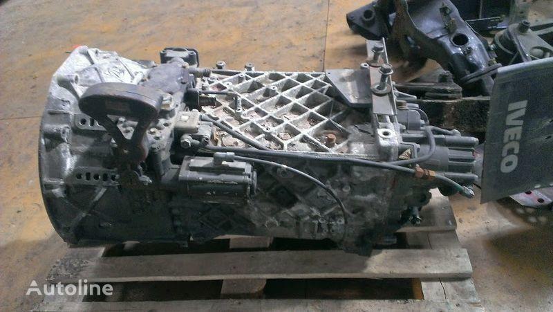 ZF 16s221 caja de cambio para RENAULT tractora