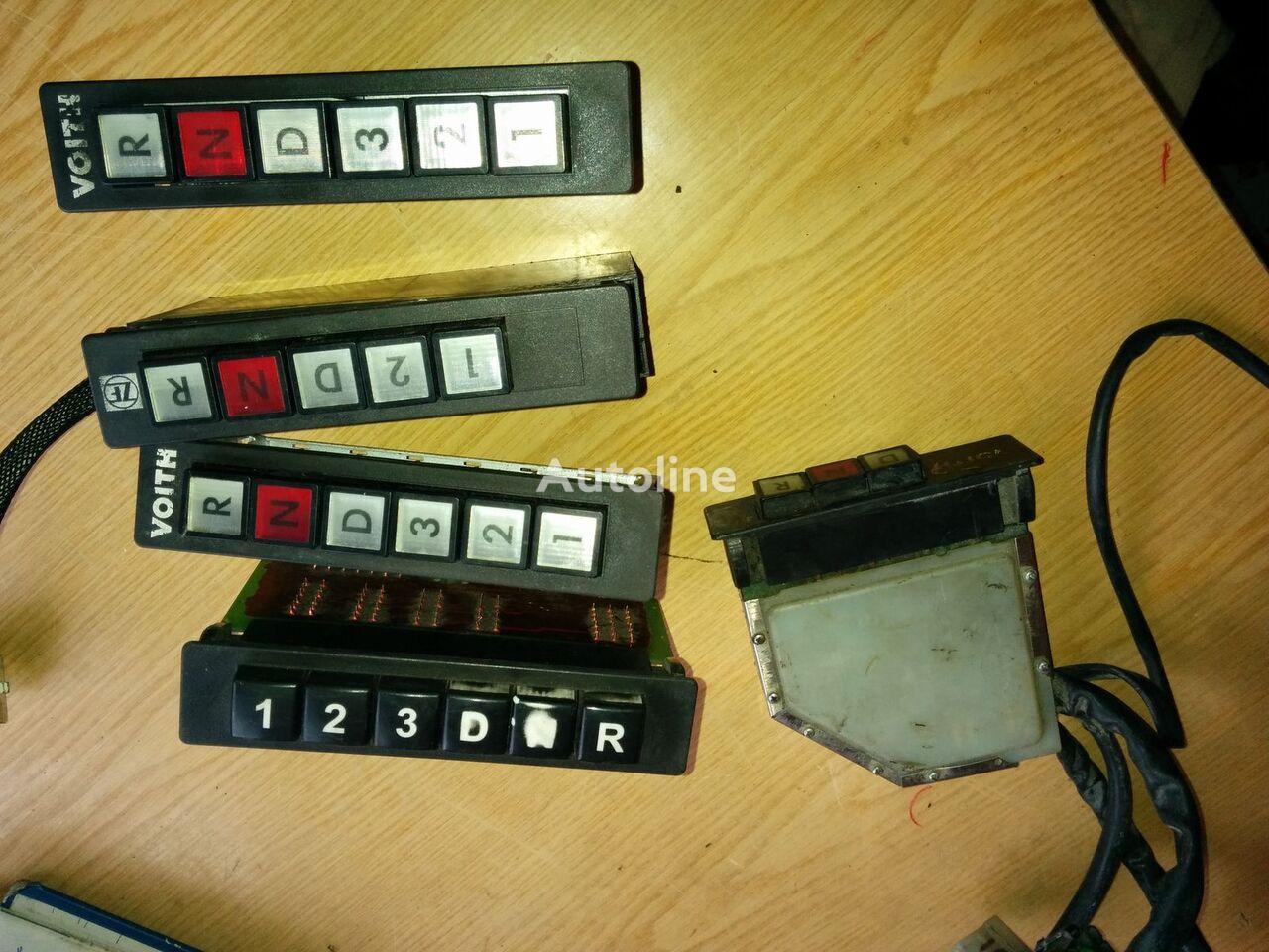 ZF 5HP500 Kontroler pereklyucheniya peredach caja de cambio para VOLVO autobús
