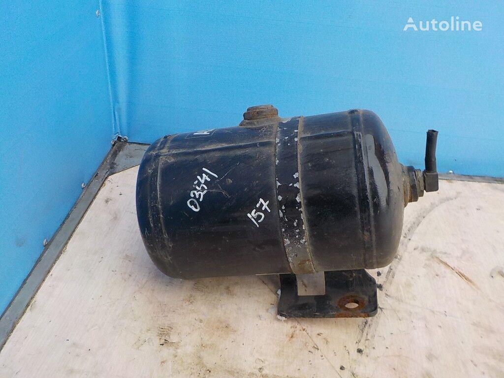 MAN Vozduhosbornik caja de filtro de aire para camión