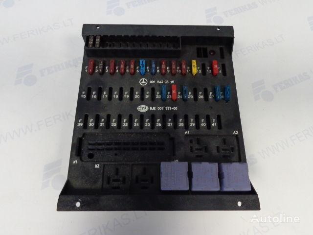 HELLA protection fuse box 0015430615,0015433115,8JE007377-01,8JE007377 caja de fusibles para MERCEDES-BENZ tractora