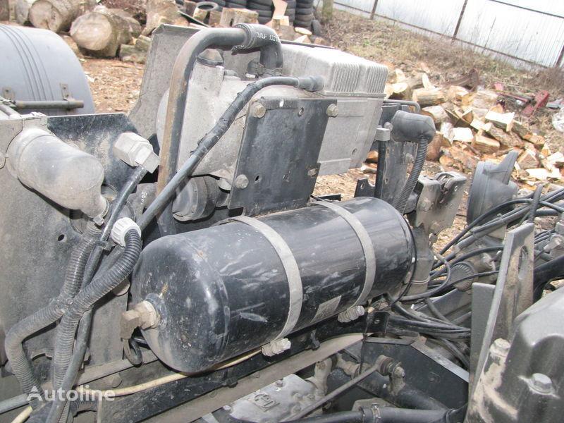 calefacción estática para DAF tractora