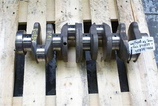 cigüeñal para MAN D0834CRANKSHAFT otros maquinaria de construcción