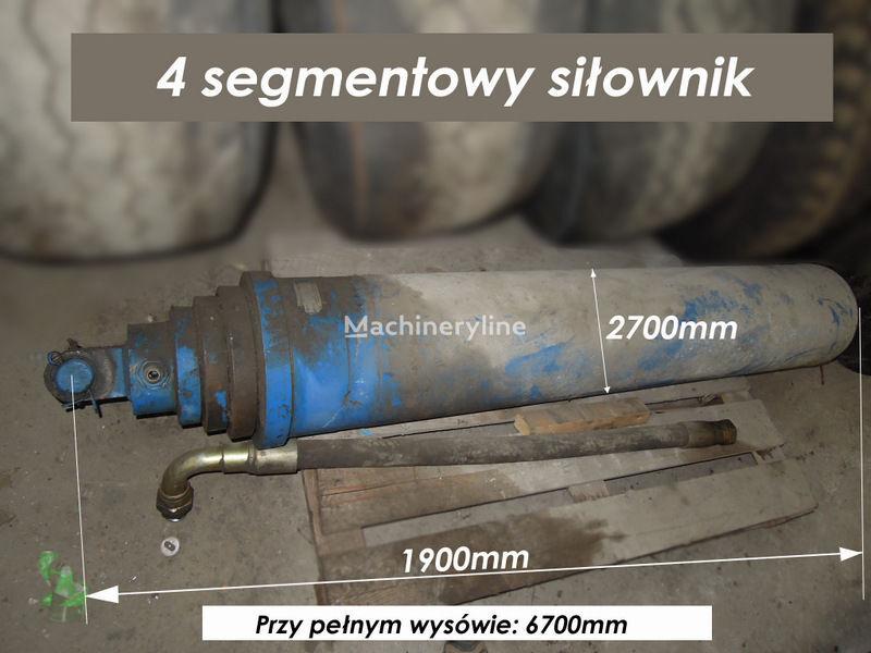 cilindro hidráulico para maquinaria municipal