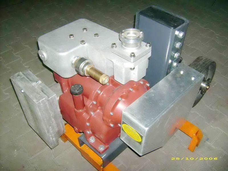 compresor neumático para CG80 GHH RAND Light cisterna semirremolque
