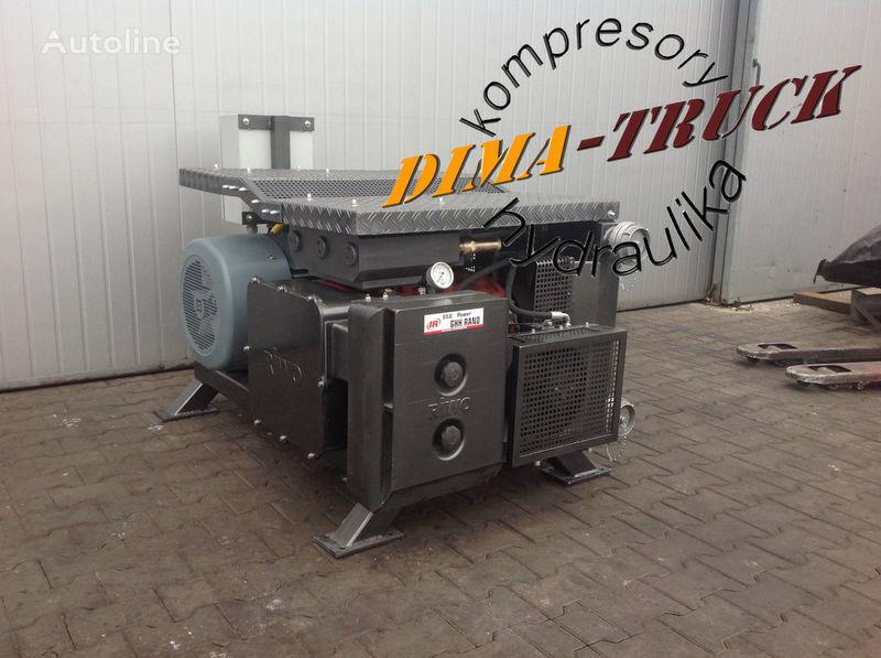 agregat ghh, drum silokompresor compresor neumático para electric agregat camión