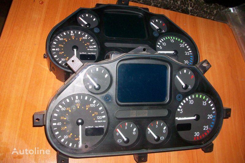 DAF E-3 cuadro de instrumentos para DAF tractora
