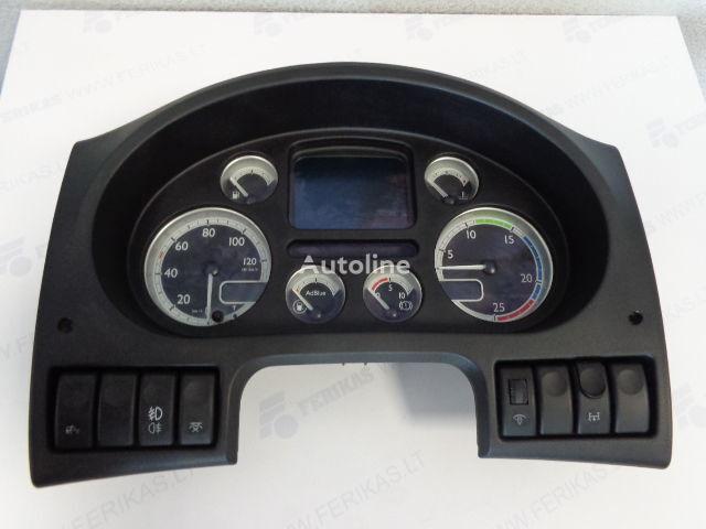 Siemens VDO Automotive AG 1743496, 1605300, 1605301, 1699396, 1699397 cuadro de instrumentos para DAF 105 XF tractora