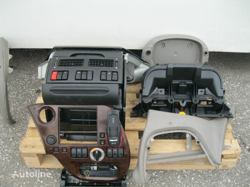 cuadro de instrumentos para DAF XF 105 tractora