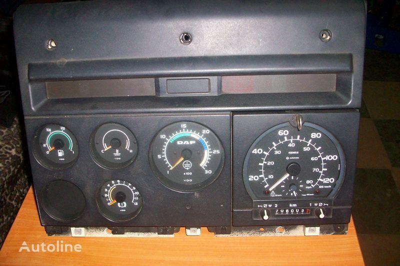 CF-85 cuadro de instrumentos para DAF  XF,CF tractora