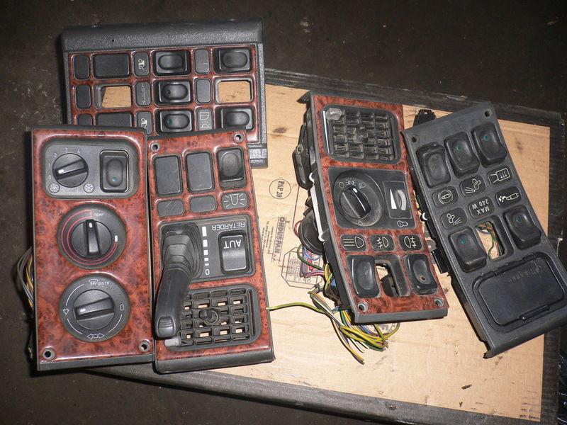 cuadro de instrumentos para SCANIA 124 camión