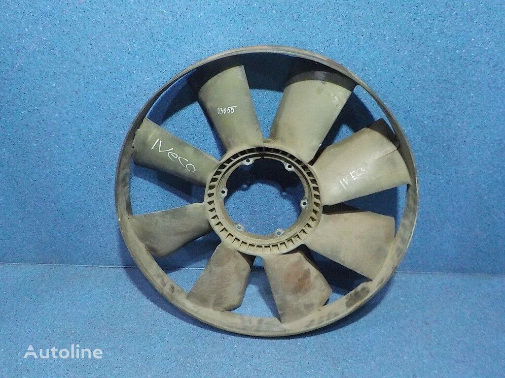 Krylchatka ventilyatora dvigatelya Iveco cubierta del ventilador para camión