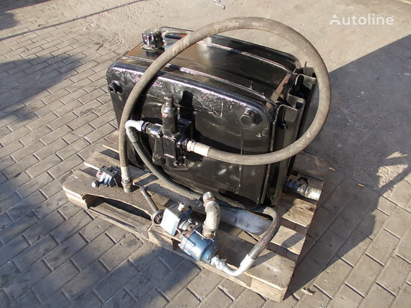 depósito hidráulico para camión