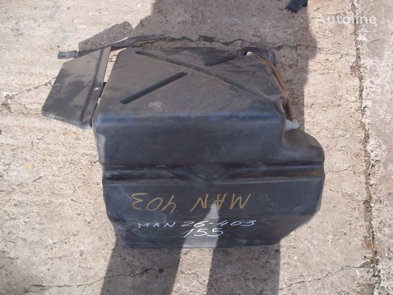 deposito lavaparabrisas para MAN 19, 26, F2000 camión