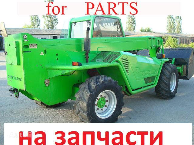 diferencial para MERLO panoramic p35-12 cargadora de ruedas