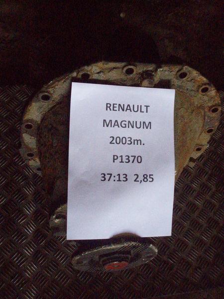 P1370 diferencial para RENAULT MAGNUM tractora