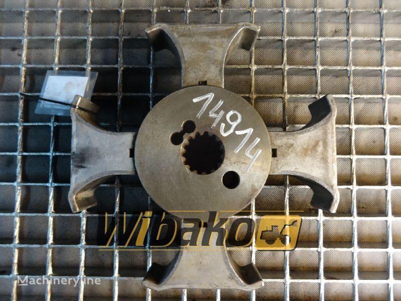 Coupling Centaflex 140H disco de embrague para 140H (14/40/125) excavadora