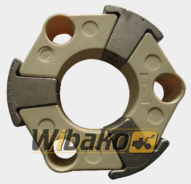 Coupling 16H+AL disco de embrague para 16H+AL otros maquinaria de construcción