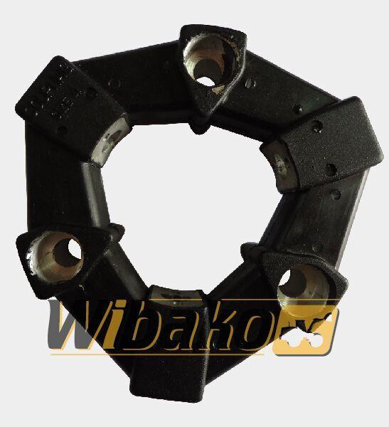 Coupling 4A disco de embrague para 4A otros maquinaria de construcción