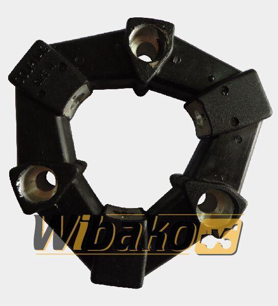 Coupling 4AS disco de embrague para 4AS otros maquinaria de construcción