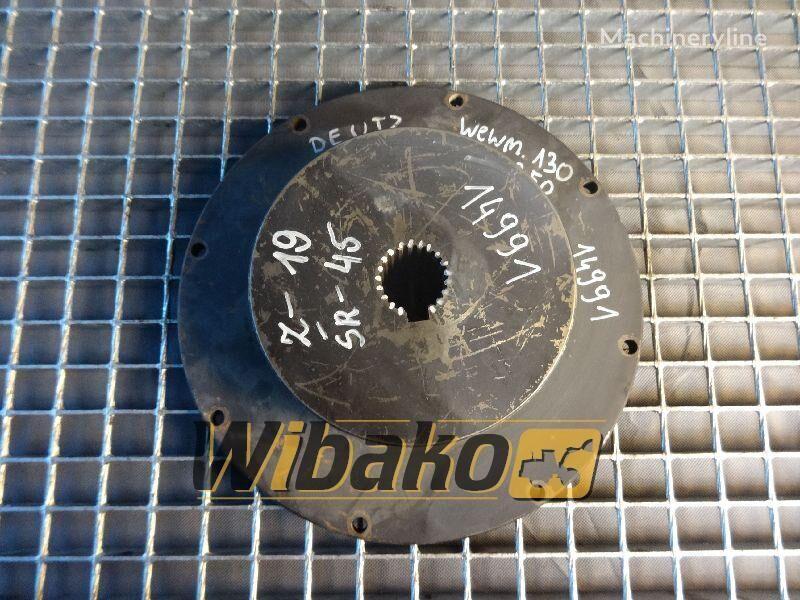 Coupling O&K 19/45/350 disco de embrague para O&K 19/45/350 excavadora