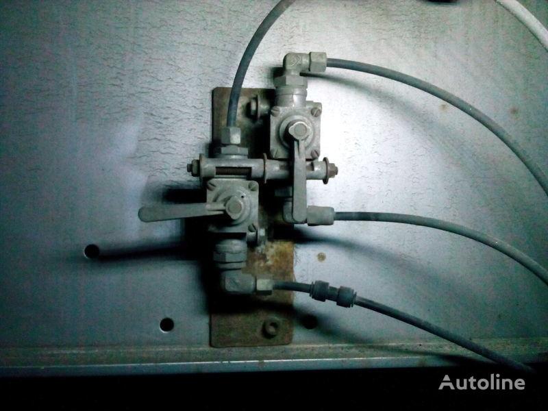 mehanizm podema osi, podemnaya os eje para semirremolque nuevo