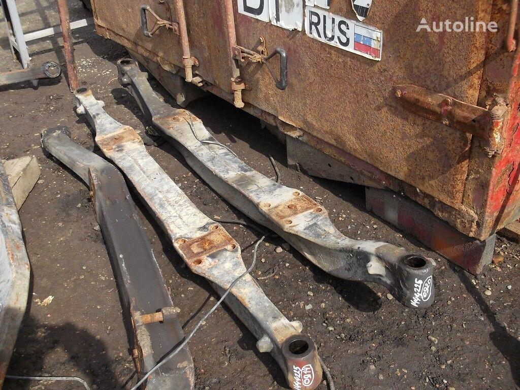 Balka perednego mosta Scania eje para camión
