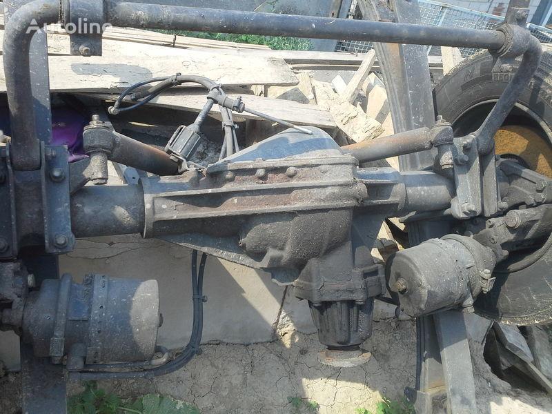 Man  b/u mosti 8.163 LE 8.180 Vinnici eje motriz para MAN camión
