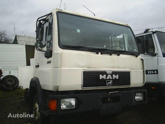 eje motriz para MAN 8.153/8.163/8.185/10.163/8.150 camión