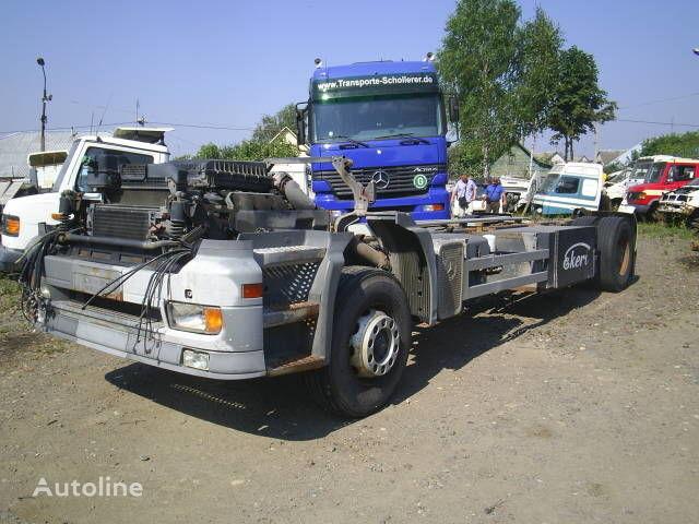 eje motriz para MERCEDES-BENZ ACTROS 1831 camión
