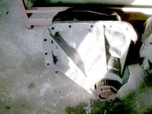 RS1370HV eje motriz para VOLVO FH 6x4 camión