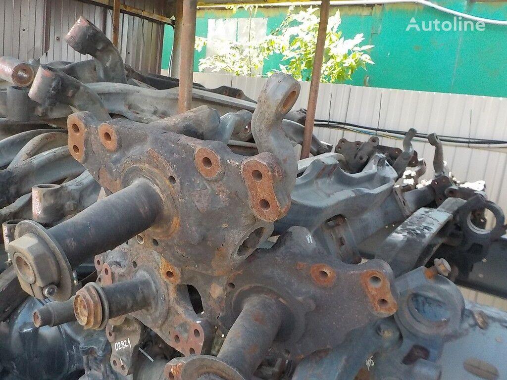 Balka perednyaya poperechnaya eje para MERCEDES-BENZ camión
