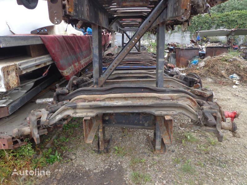 eje para VOLVO tractora