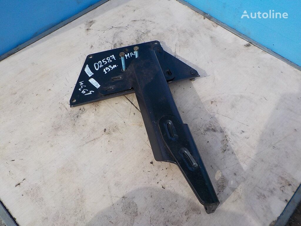 sistemy AdBlue MAN elementos de sujeción para camión