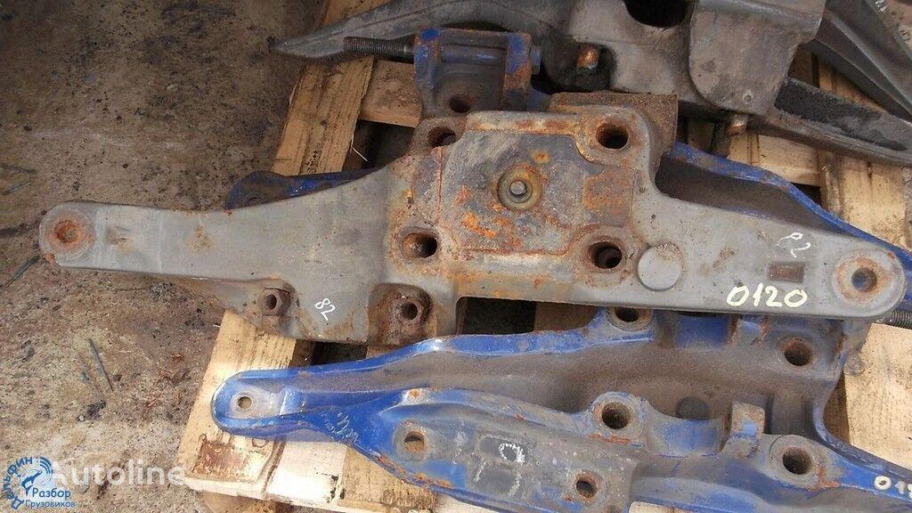 Kronshteyn pnevmobalonov elementos de sujeción para camión