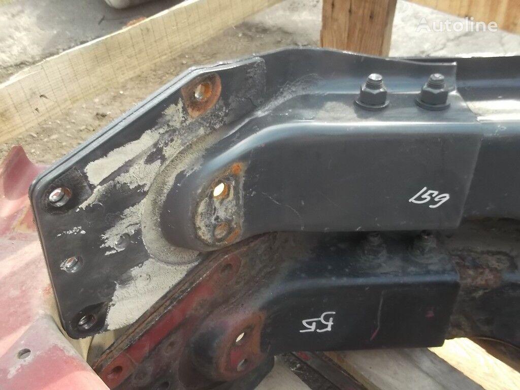 Traversa ramy Iveco elementos de sujeción para camión