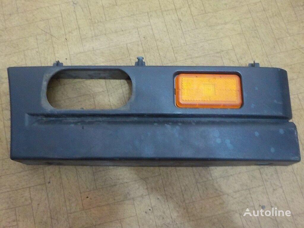Nakladka radiatora LH Volvo elementos de sujeción para camión