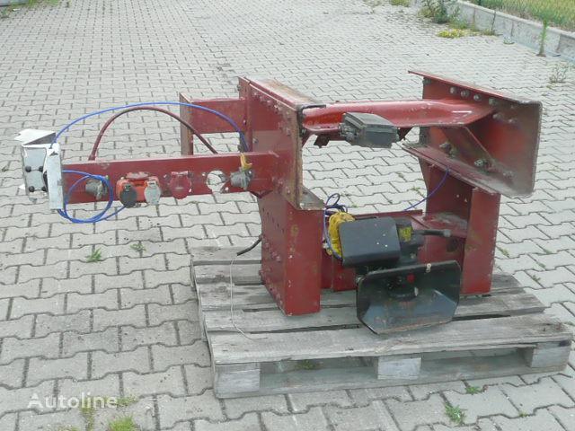 Automatik 50´ Bolzen enganche de remolque para Rockinger Hunterflur camión