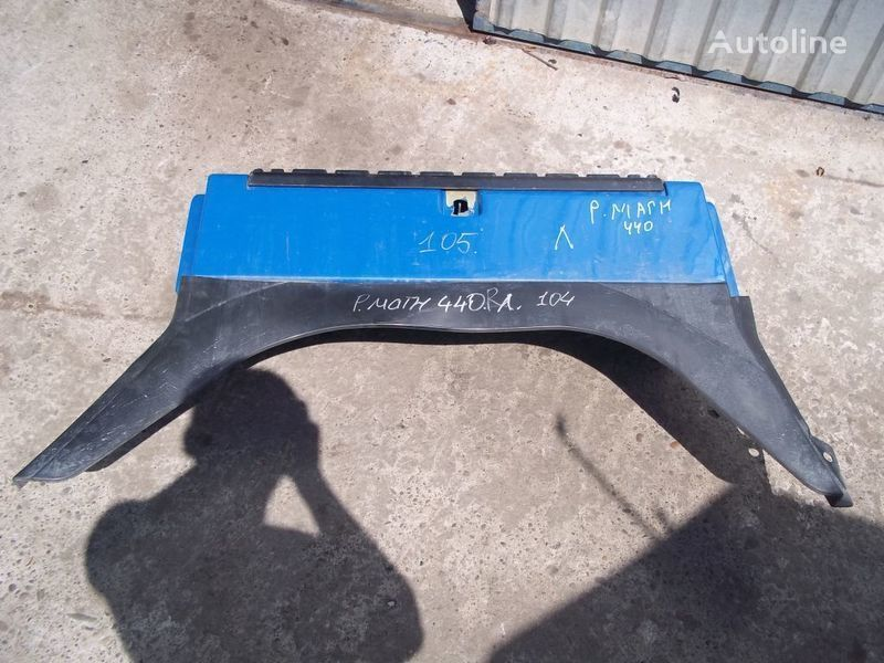 estribo para RENAULT Magnum tractora