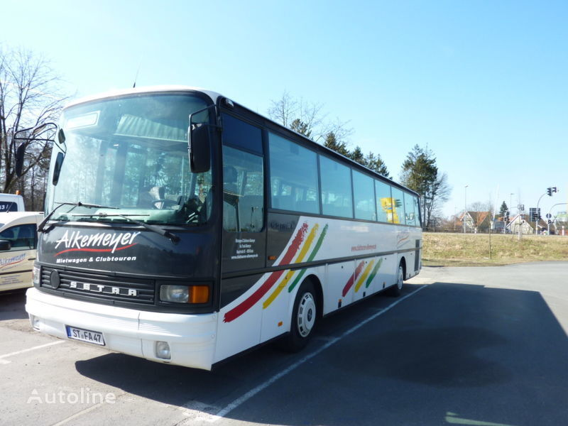 faro delantero para SETRA 215 autobús