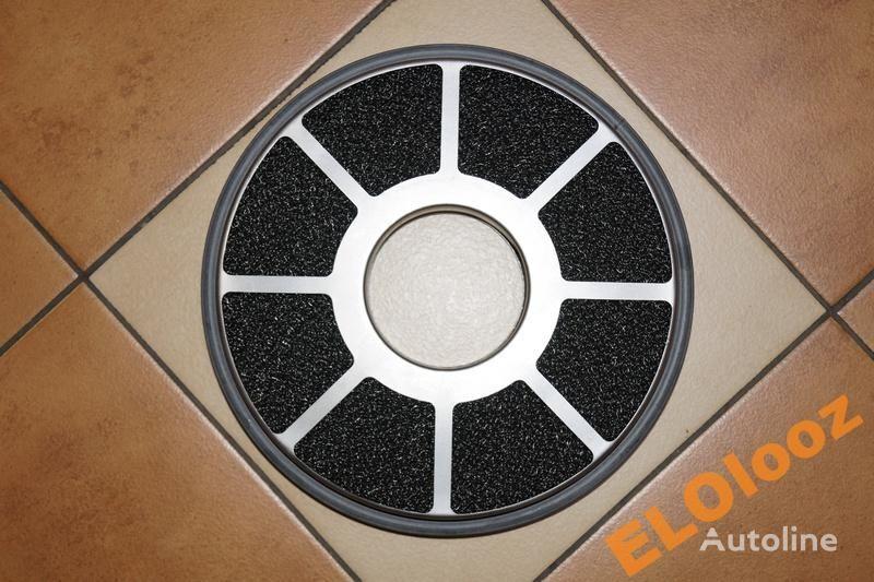 filtro de aire para OKRĄGŁY RVI 0003566041 camión