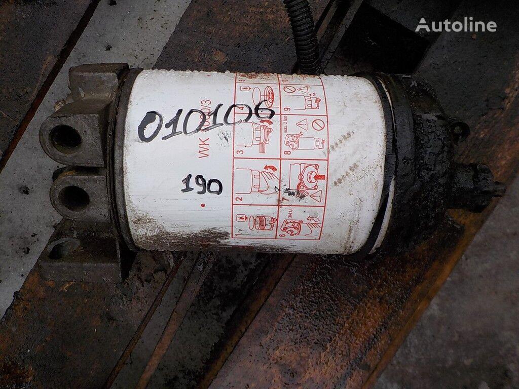Scania filtro de combustible para camión