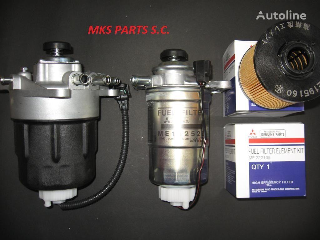 - FUEL FILTER ASSY - filtro de combustible para MITSUBISHI CANTER FUSO  camión nuevo