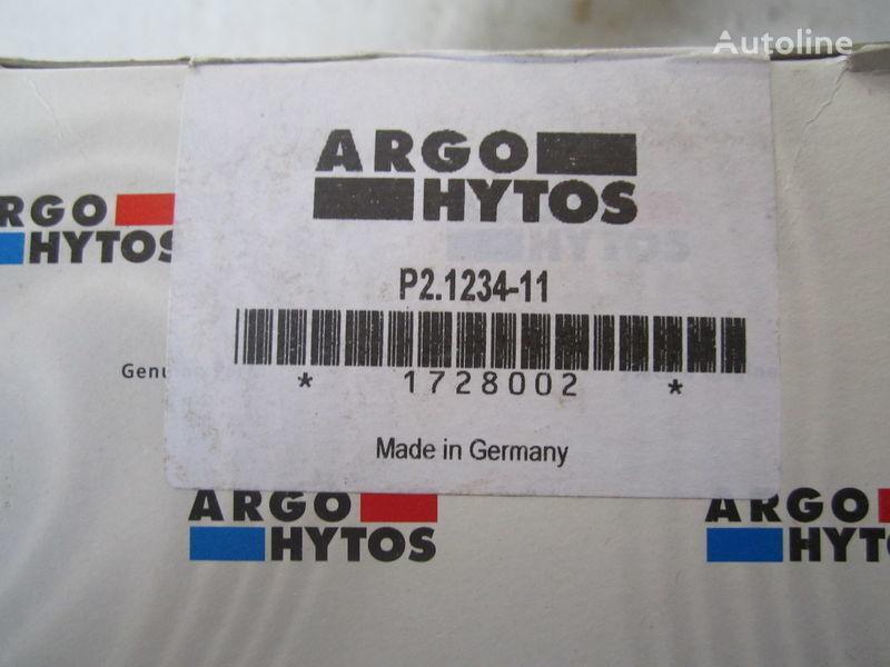 Nimechchina Argo Hytos P2. 1234-11 filtro hidráulico para excavadora nuevo