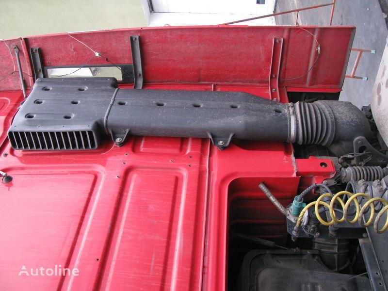 flexible de escape para DAF tractora