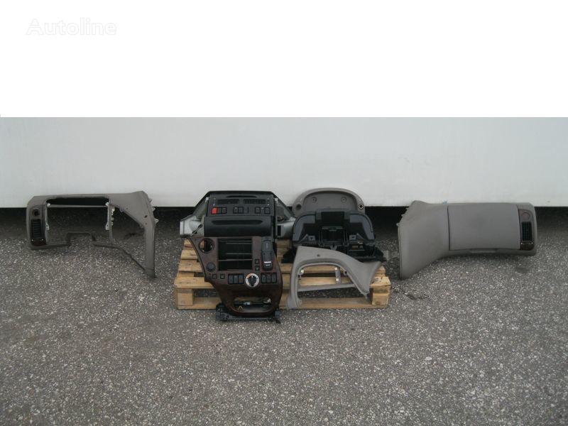 WYPOSAŻENIE WNĘTRZA KABINY SSC forro para DAF XF 105 tractora