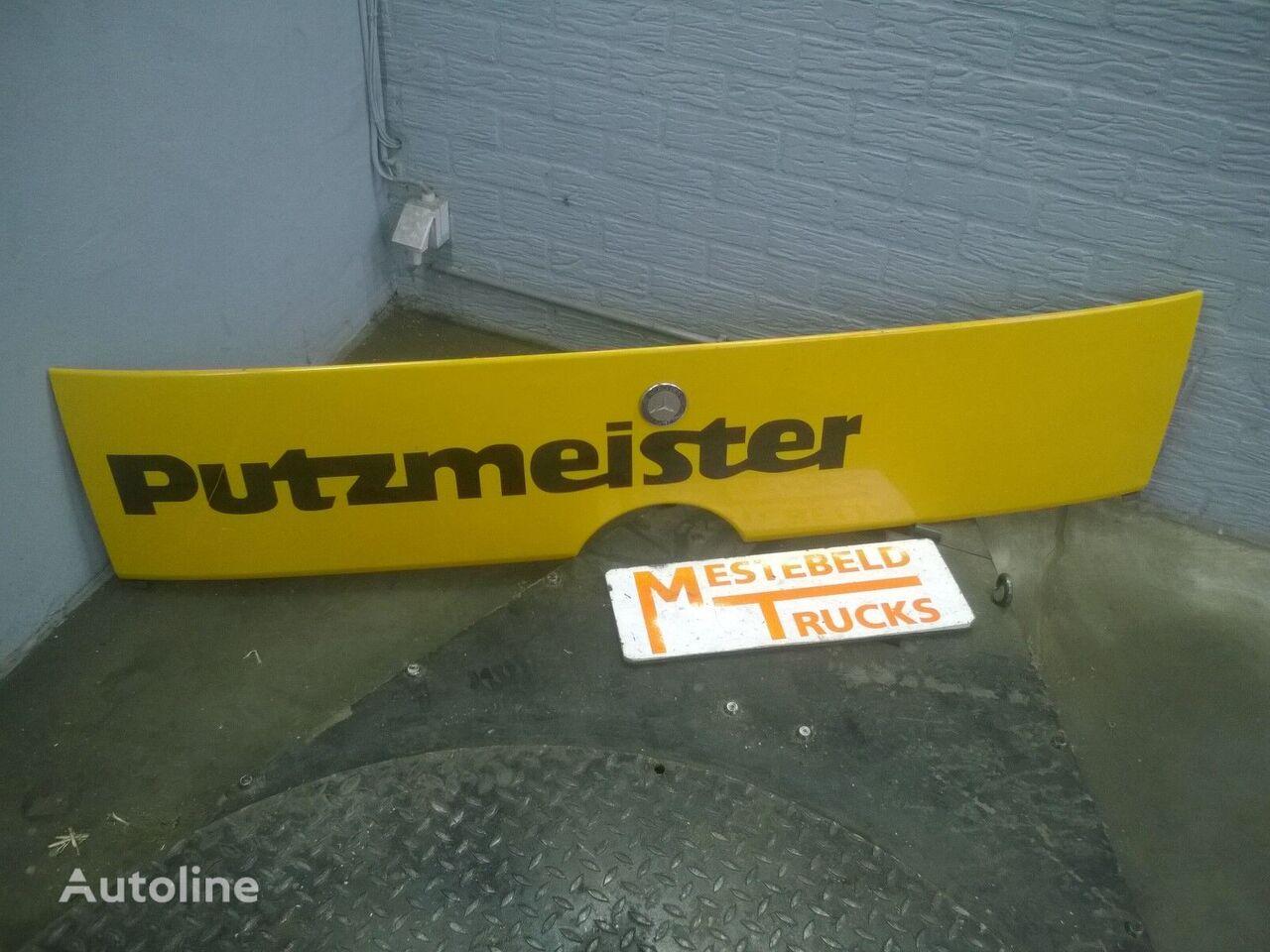 forro para MERCEDES-BENZ Frontplaat boven grille tractora