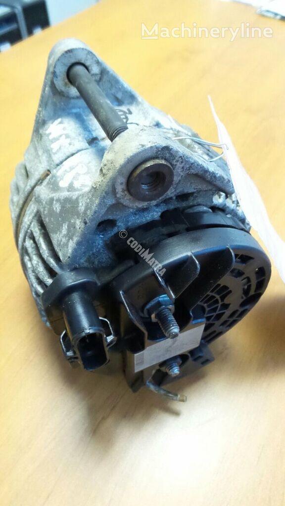 generador para CASE WX150 excavadora
