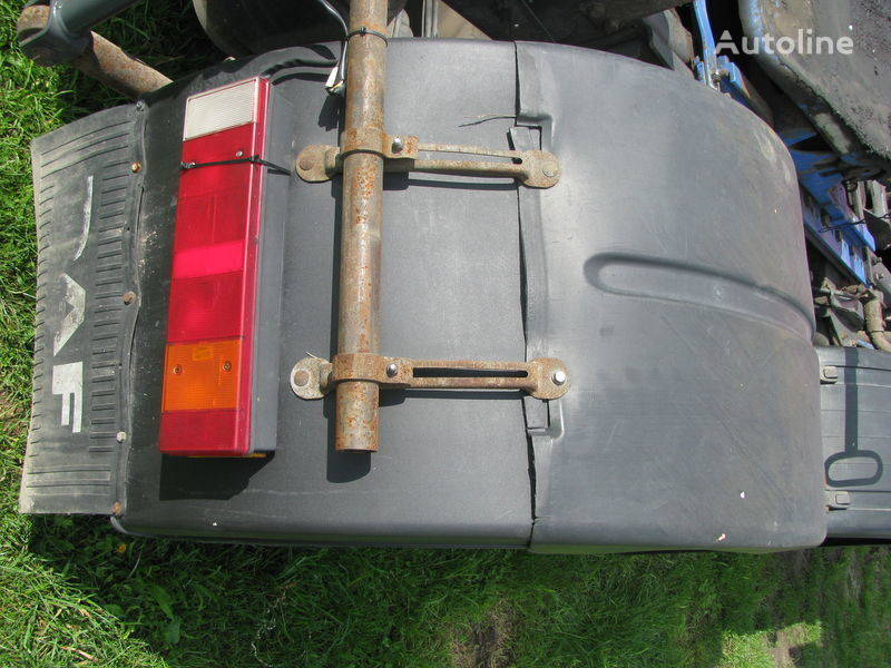 Podkrylki guardabarro para DAF tractora