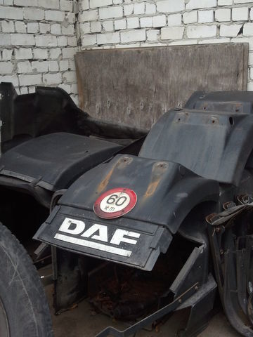 guardabarro para DAF 95XF tractora