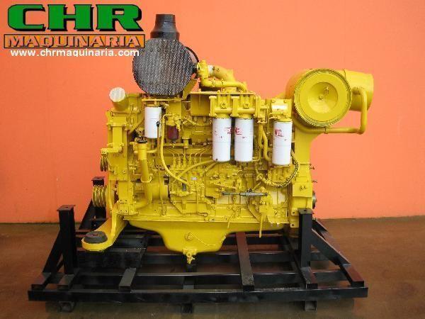 motor para excavadora